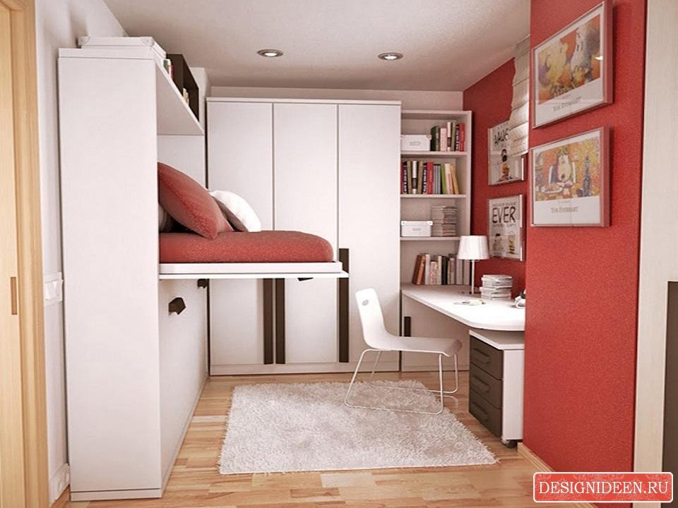 Фото красивого дизайна маленьких комнат