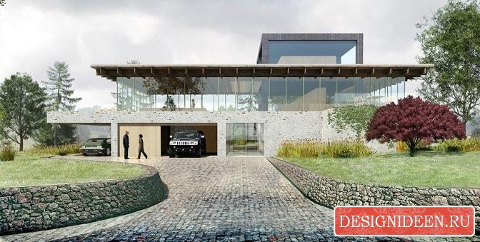 Современные технологии строительства загородных домов