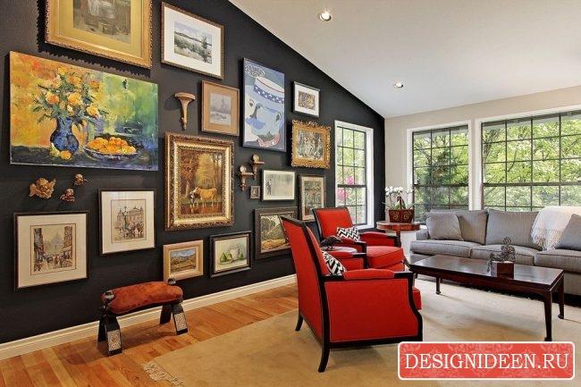 Какие выбрать аксессуары для оформления интерьера квартиры?