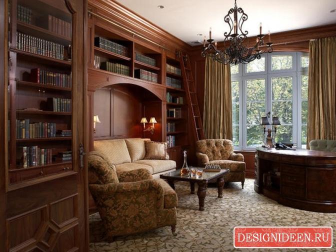 Обустройство дома в классическом стиле