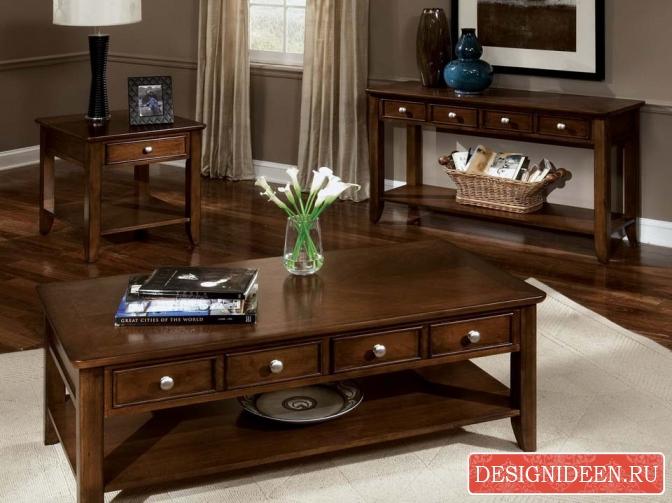 Советы при покупке деревянной мебели