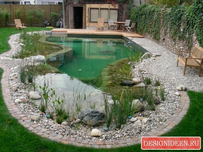 Преимущества искусственных водоемов